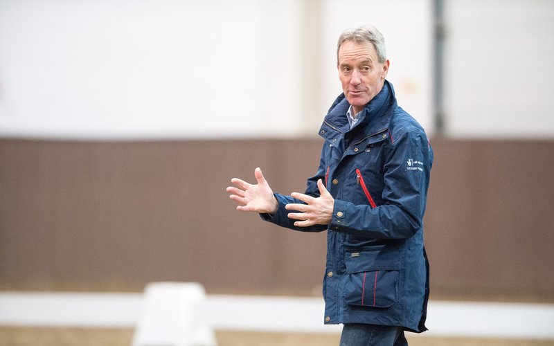 Normal post team gbr eventing training 3357