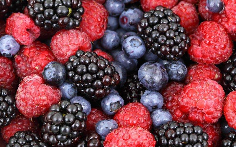 Normal post berries