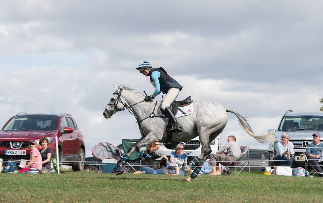 Feature how to get involved in eventing