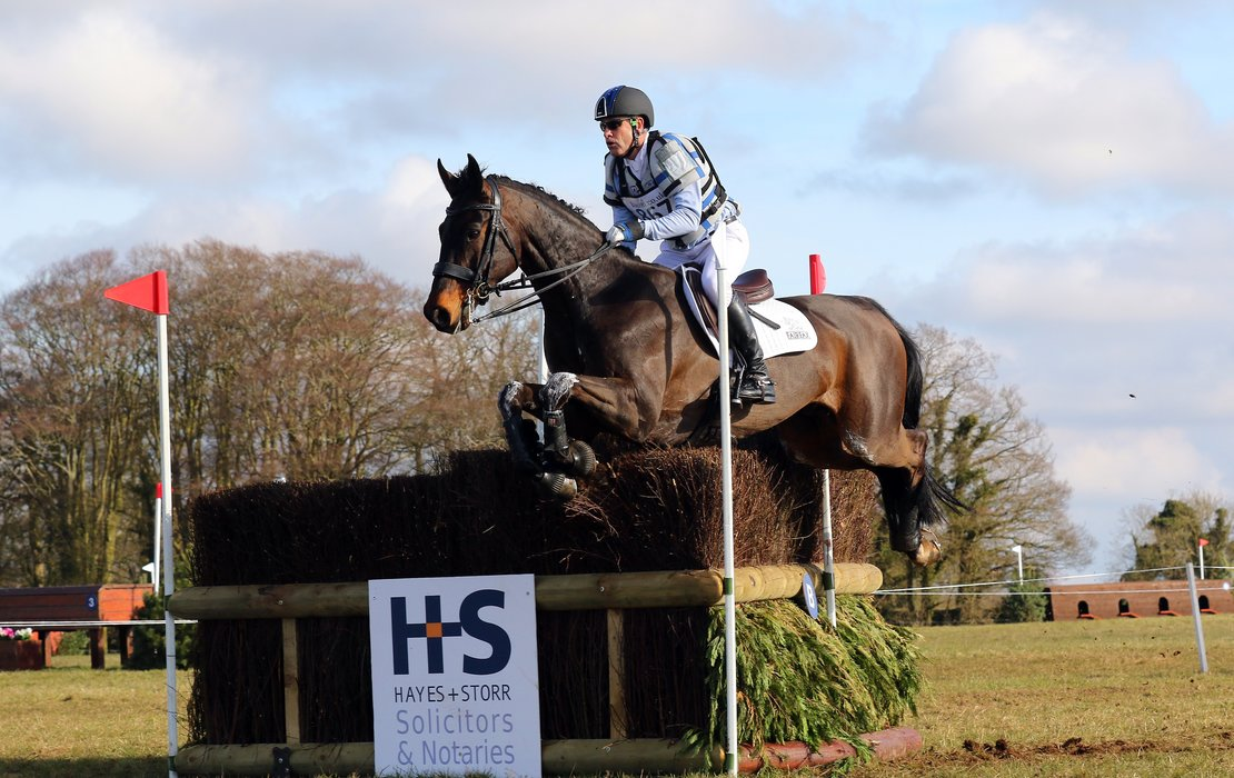 Feature andrew hoy at belton horse trials in 2016